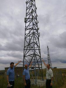 Mount Hooley 5GRIT Mast